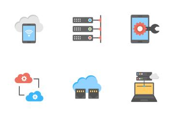 Web Hosting 2 Icon Pack