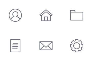 Web Icons Icon Pack