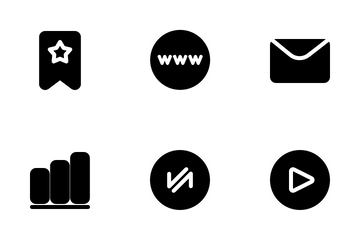 Web Interface Icon Pack