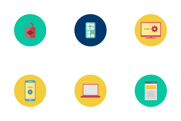 Web Maintenance Icon Pack