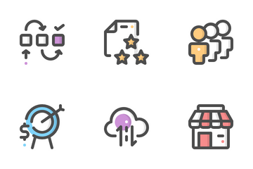 Web Marketing Icon Pack