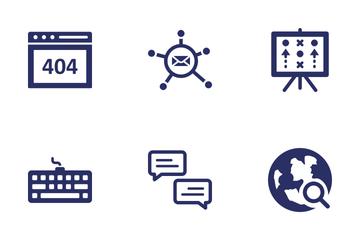 Web Optimization Icon Pack