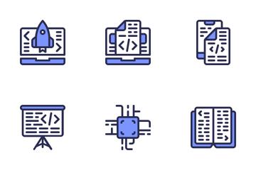 Web Programing Icon Pack