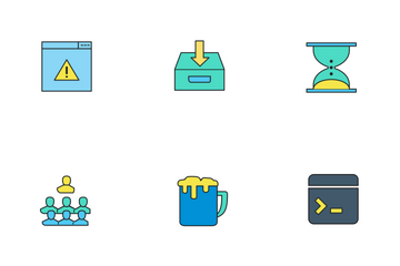 Web Related Icons Icon Pack