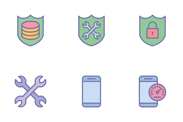 Web Security Icon Pack