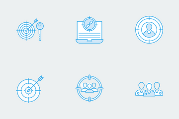 Web & SEO Cute Icons Icon Pack