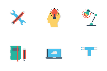 Web, SEO & Development  Icon Pack