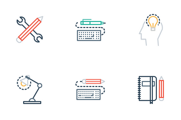 Web, SEO & Development  Icon Pack