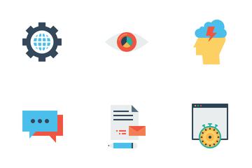 Web, SEO & Development Vol 1 Icon Pack