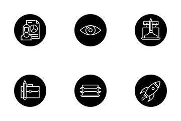 Web, SEO & Development Vol 2 Icon Pack