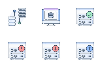 Web Server Icon Pack