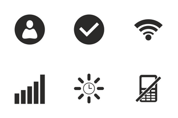 Web UI Elements Icon Pack