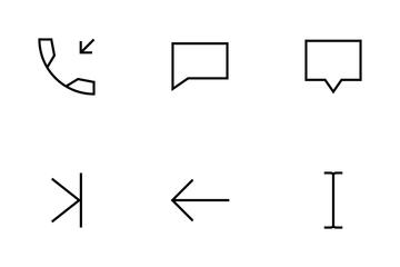 Web & UI (Pixel Prefect) Icon Pack