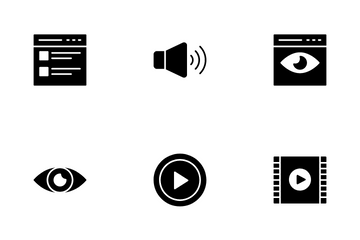 Web User Interface Icon Pack