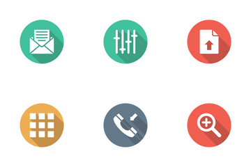 Web User Interface Icons Icon Pack