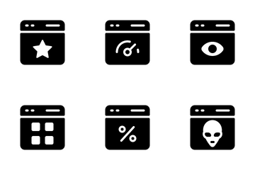 Webpage Icon Pack