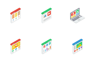 Website User Interface Icon Pack