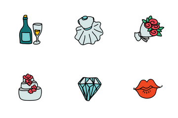 Weddings  Icon Pack