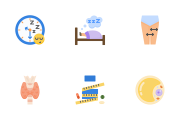 Weight Loss Icon Pack