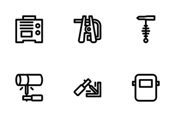 Welding Icon Pack