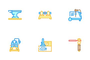 Welding Engineering Icon Pack