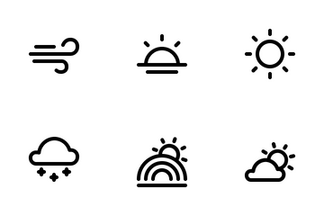 Wheater Icon Pack