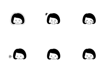 Wikie Emoji Icon Pack