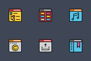 Window And Application Icon Pack