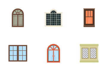 Window Frames Icon Pack