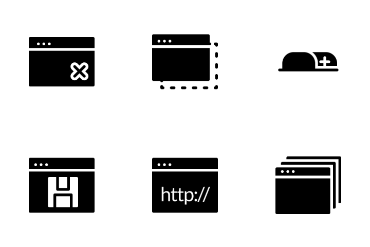 Solid Icons Bundle | Iconscout