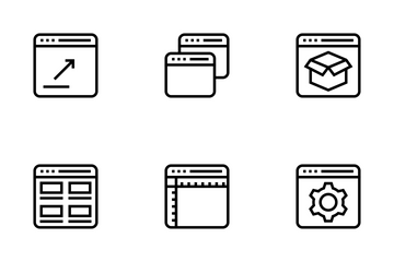 Windows And Applications Icon Pack