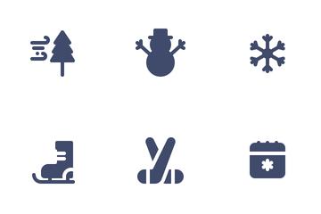 Winter & Antarctica Icon Pack