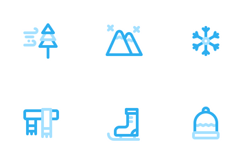 Winter & Antarctica Icon Pack