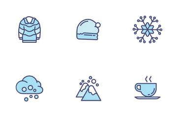Winter Season Icon Pack