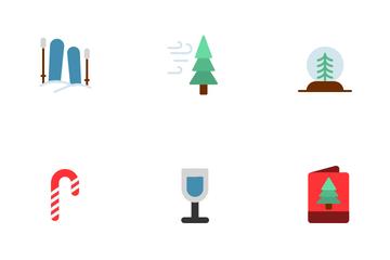 Winter Season Icon Pack