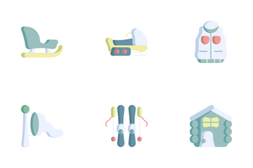 Winter Sport Icon Pack