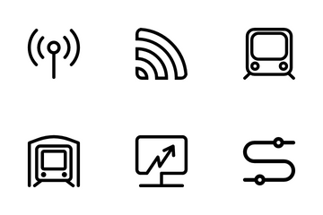 Wireless Icon Pack