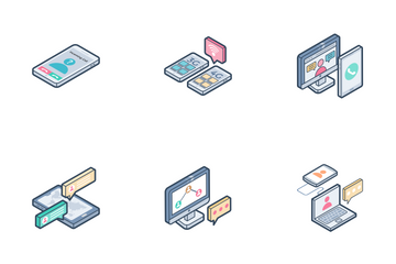 Wireless Technology Icon Pack