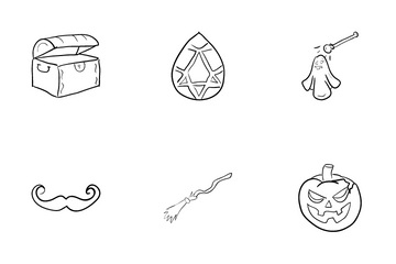 Witch And Magic Icon Pack