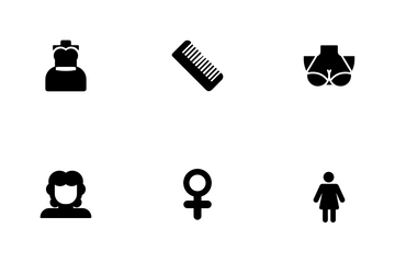 Woman Icon Pack
