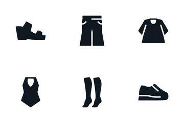 Woman Fashion Icon Pack