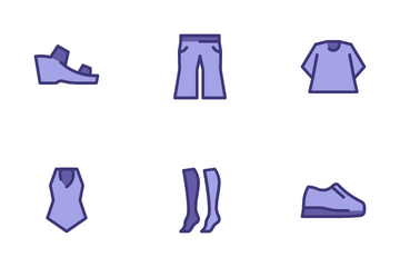 Woman Fashion Icon Pack