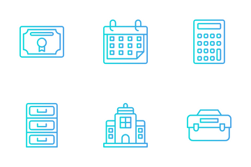 Work Space Icon Pack
