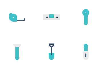 Work Tools Icon Pack