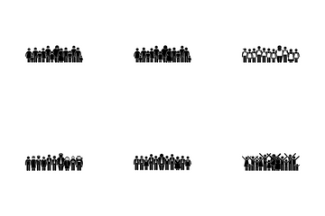 Worker Union Icon Pack