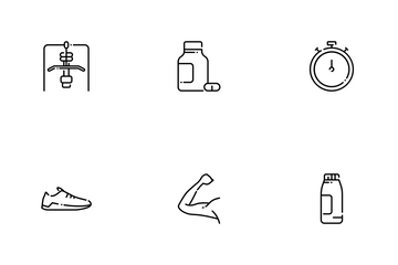 Workout Icon Pack