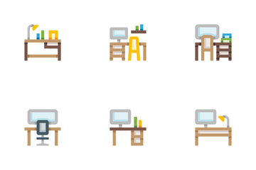 Workplace` Icon Pack