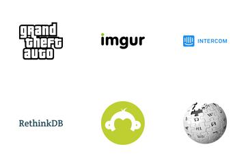 World Brand Logos Vol 10 Icon Pack