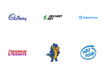 World Brand Logos Vol 13  Icon Pack