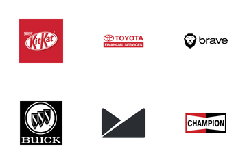 World Brand Logos Vol 19 Icon Pack